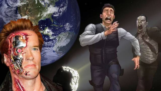 Nostradamuse, pregrizi jezik! U 2021. nas udara asteroid, čipovi u vojnicima i zombi apokalipsa