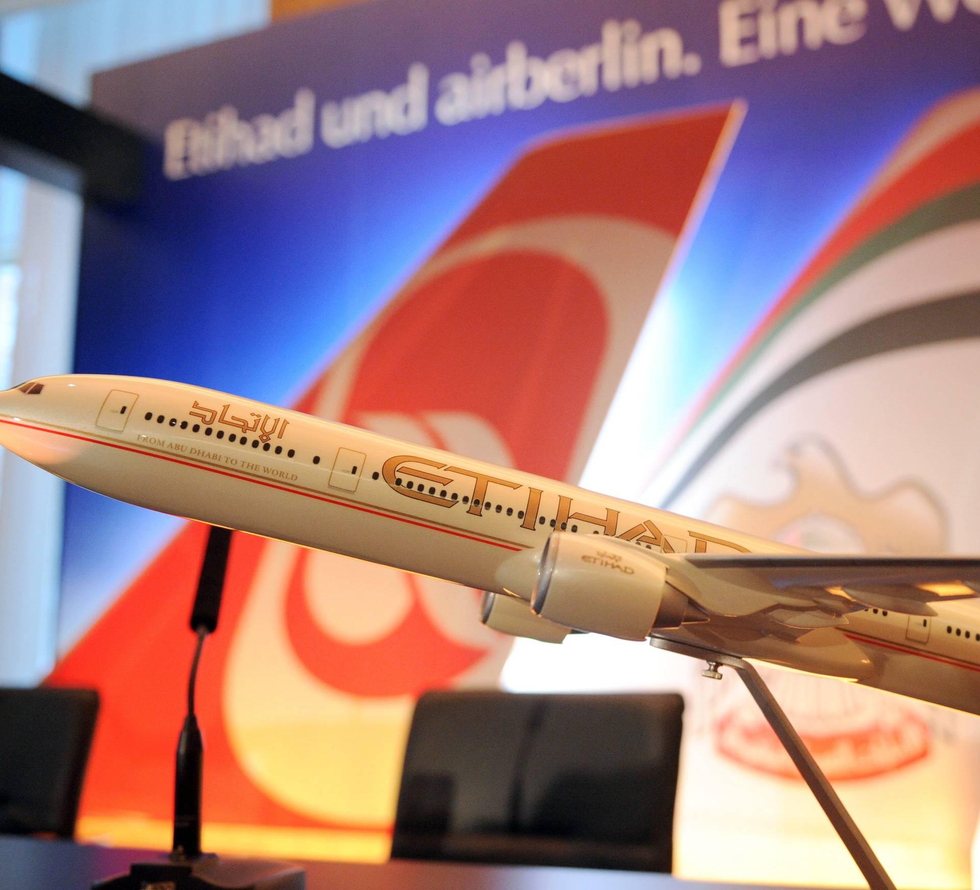 Etihad raises stake in Air Berlin
