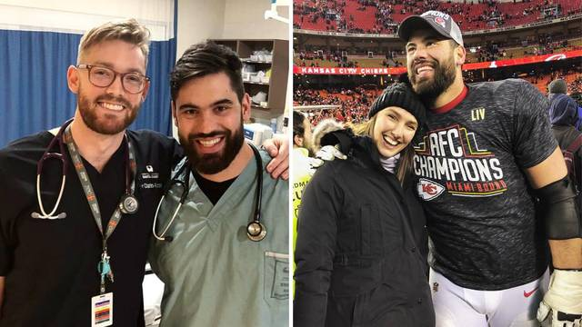 Doktor osvojio Superbowl prije tri mjeseca, sad radi u bolnici
