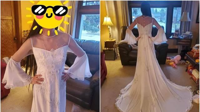 'Očajna udavača': Kritizirali je jer se hvali vjenčanicom, a još nema ni svadbe ni mladoženje