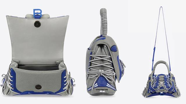 Balenciaga ima novu hit torbu koja izgleda poput - tenisice
