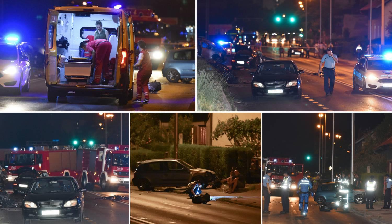 Tragediju je skrivio mladić (20) u 'nabrijanom' Mercedesu AMG