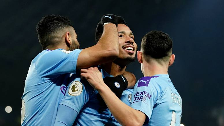 City na krilima Jesusa svladao Everton, West Ham zabljesnuo
