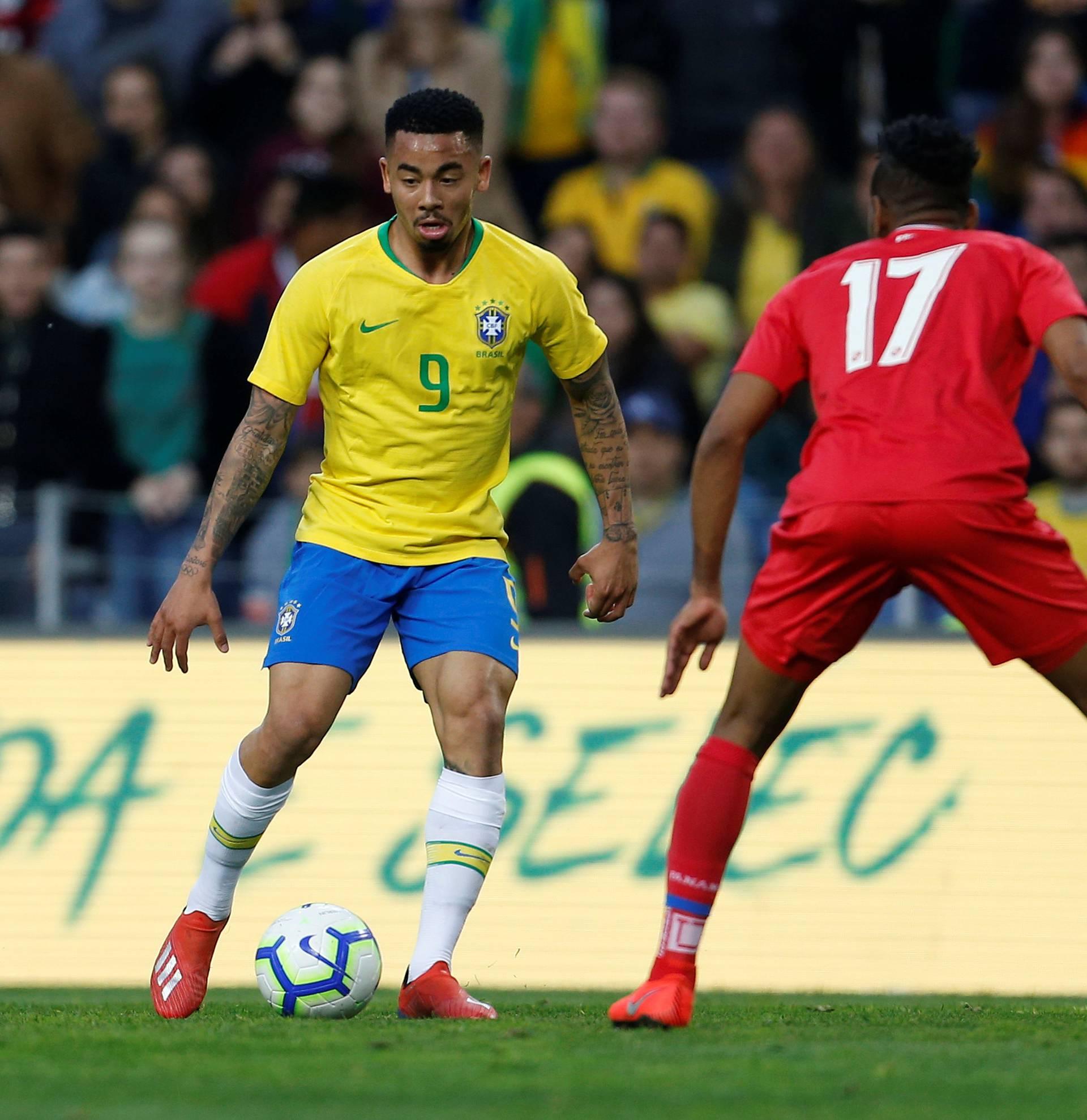 International Friendly - Brazil v Panama