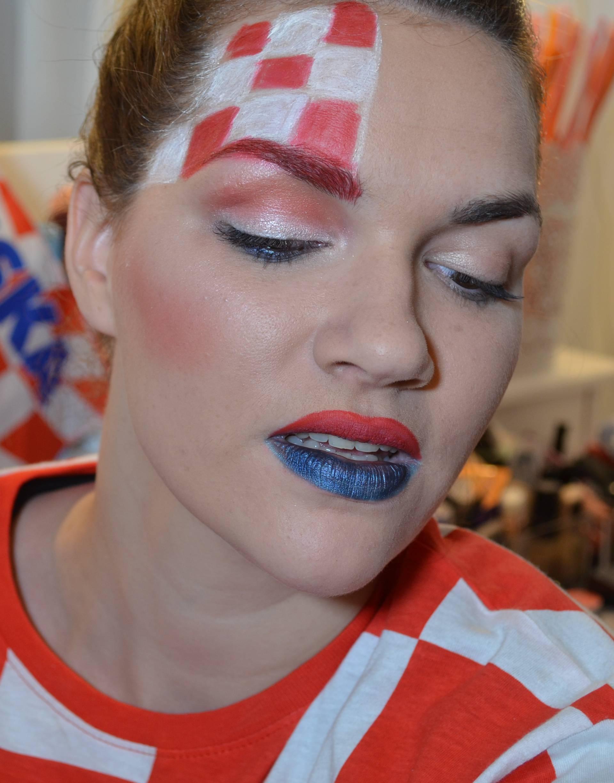 Napravite navijački make up na kojem će vam svi zavidjeti!