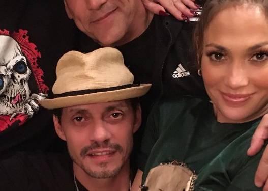 Razvedeni i sretni: J. Lo i bivši proslavili rođendan blizanaca