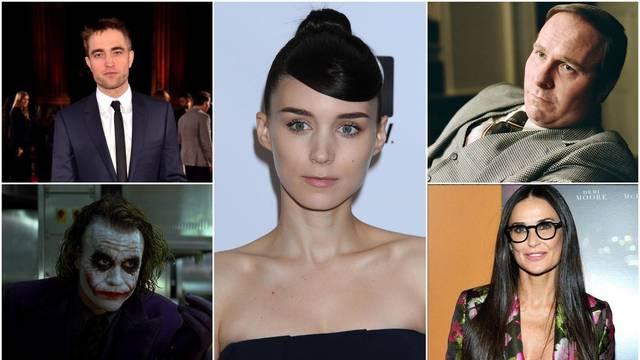 Moore obrijala glavu, Pattinson se zapustio, a Bale 'zaokružio'