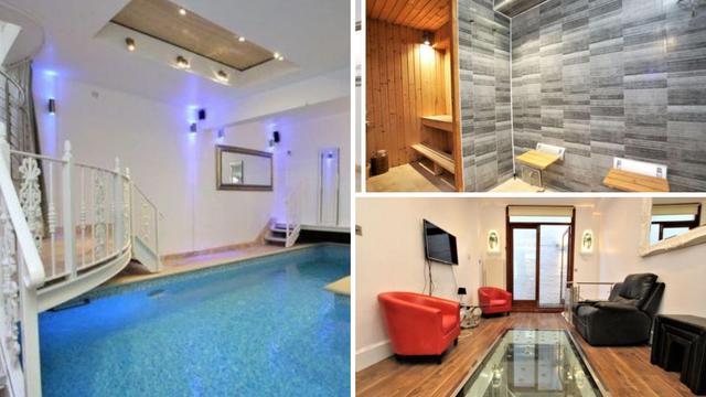 'Vrhunac arhitekture': Tek dvije sobe, a u podrumu veliki bazen