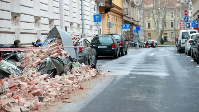 Ni potres ni pandemija nisu zaustavili naplatu parkinga u Zagrebu