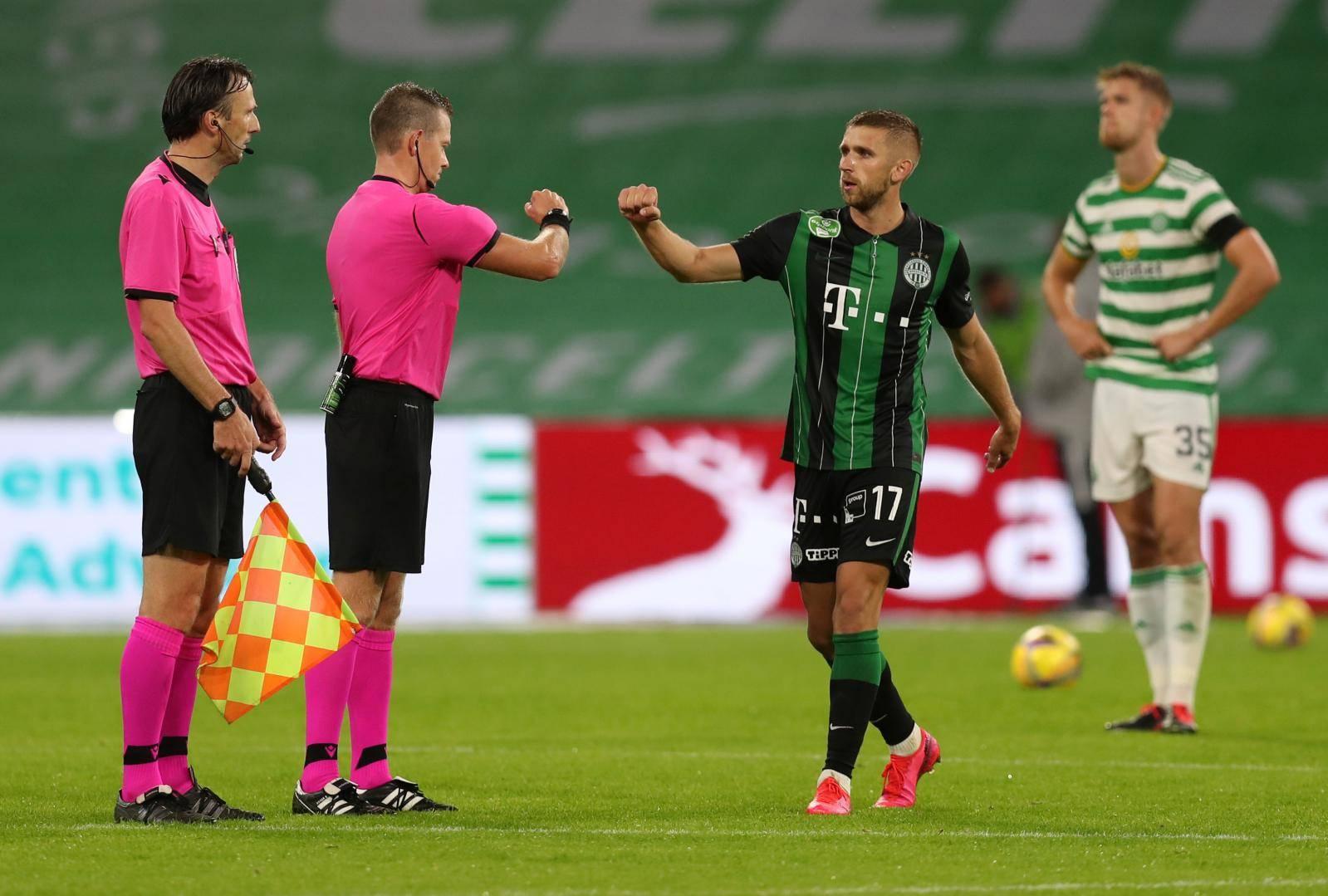 Champions League - Second Qualifying Round - Celtic v Ferencvaros
