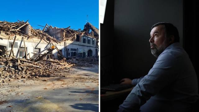 Seizmolog Kuk: Bio je 30 puta jači od potresa u ožujku, slijedit će naknadni potresi. Pazite se!