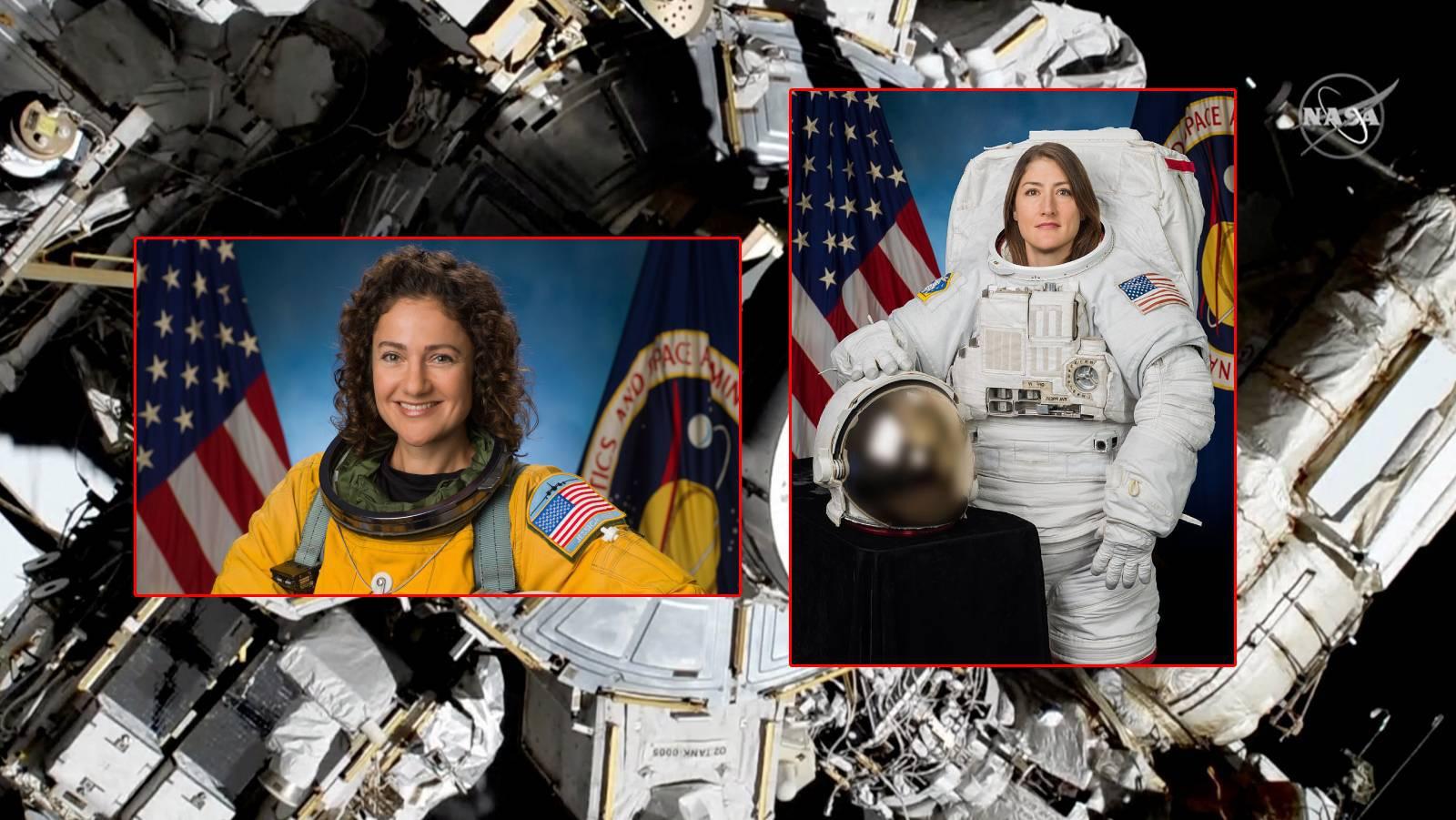 Prva ženska šetnja u svemiru: NASA danas ispisuje povijest!