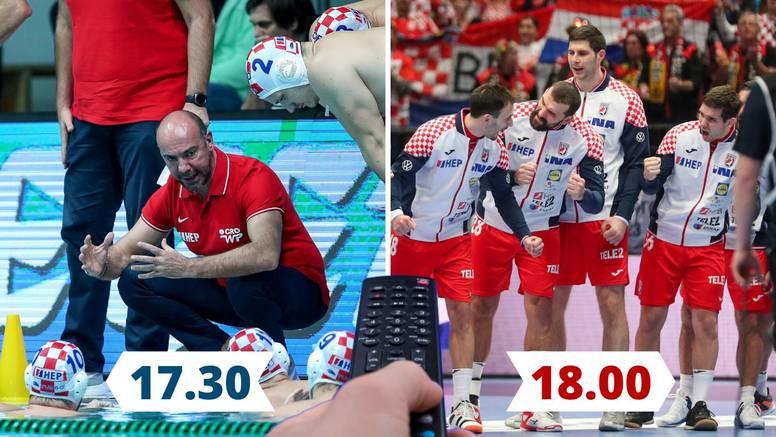Veliki petak hrvatskog sporta: Evo gdje gledati borbe za finale