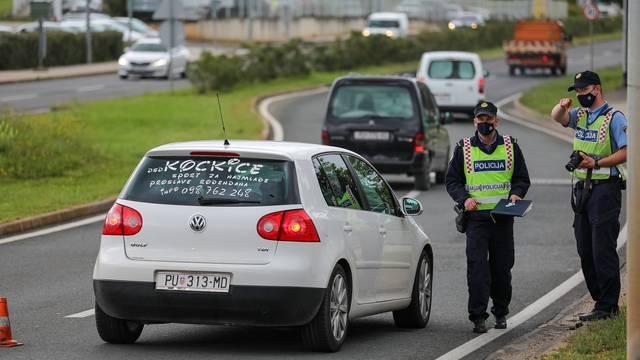 Pula: U prometnoj nesreći poginula jedna osoba