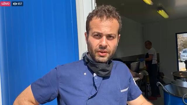 Kuhari volonteri vratili su se na Banovinu: Država je podbacila