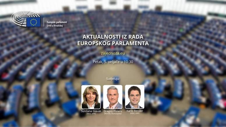 'Hrvatska na raspolaganju ima 6 milijardi eura za obnovu. To je prilika za digitalno osnaživanje'