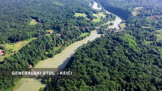 Rijeke Kupa i Korana su mutne, za to je kriva i globalna klima