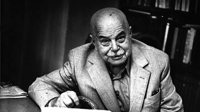 O Rusu Viktoru Šklovskom - umjetniku iz oklopne divizije