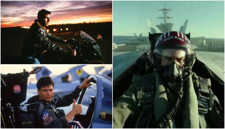 Cruise se vratio kao Maverick: 33 godine poslije Tom opet leti