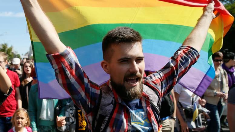 Jako policijsko osiguranje: Više od 700 ljudi na Paradi u Kijevu