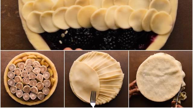 Pogledajte top 11 savjeta kako brzo i jednostavno ukrasiti pitu