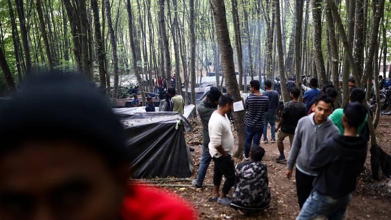 Migranti zaobilaze BiH jer im je teško prijeći hrvatsku granicu