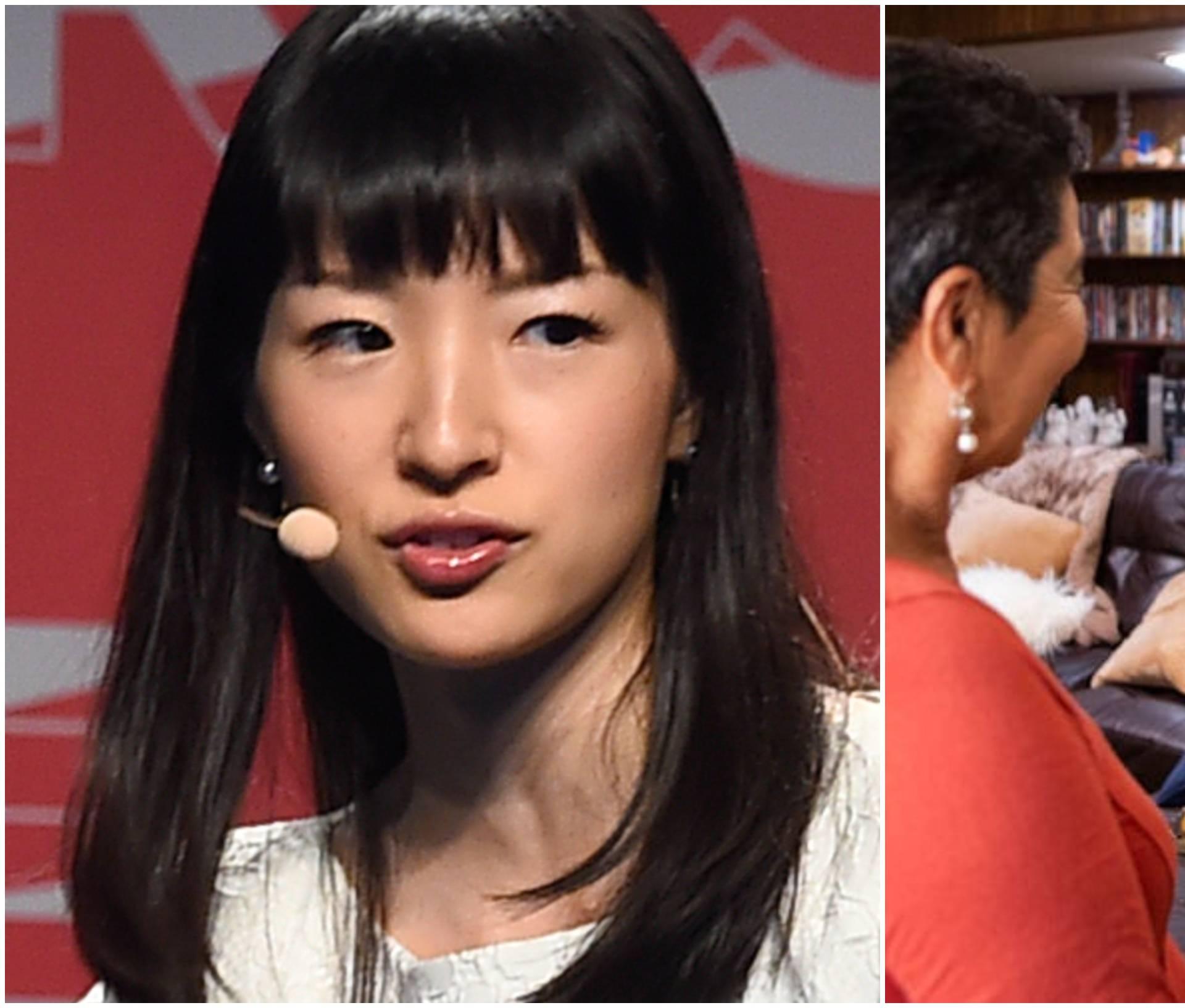 Japanska gurica Marie Kondo