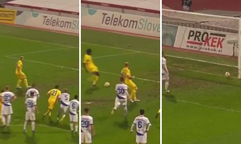 Bivši igrač Hajduka kao Messi! Asistirao suigraču iz penala...
