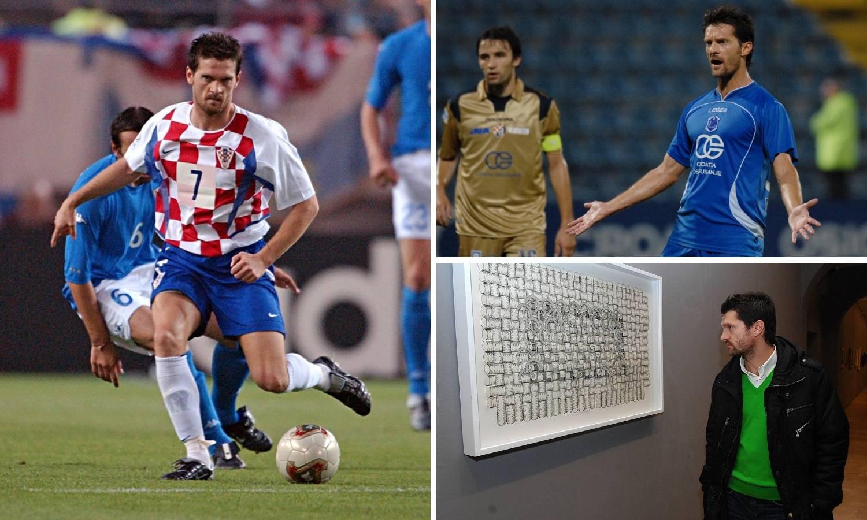 'Nogomet osim Varaždina i ne pratim, više sam u umjetnosti'