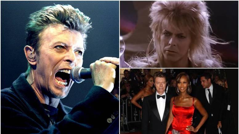 Preminuo je dva dana nakon rođendana: Bowie je htio da ga se pamti i po sjajnim frizurama