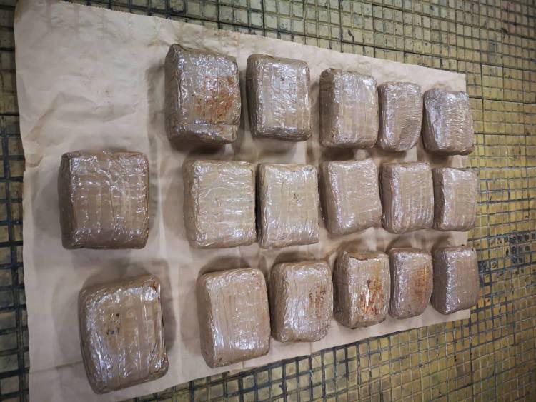 'Pali' zagrebački dileri: Policija našla skoro 45 kilograma droge