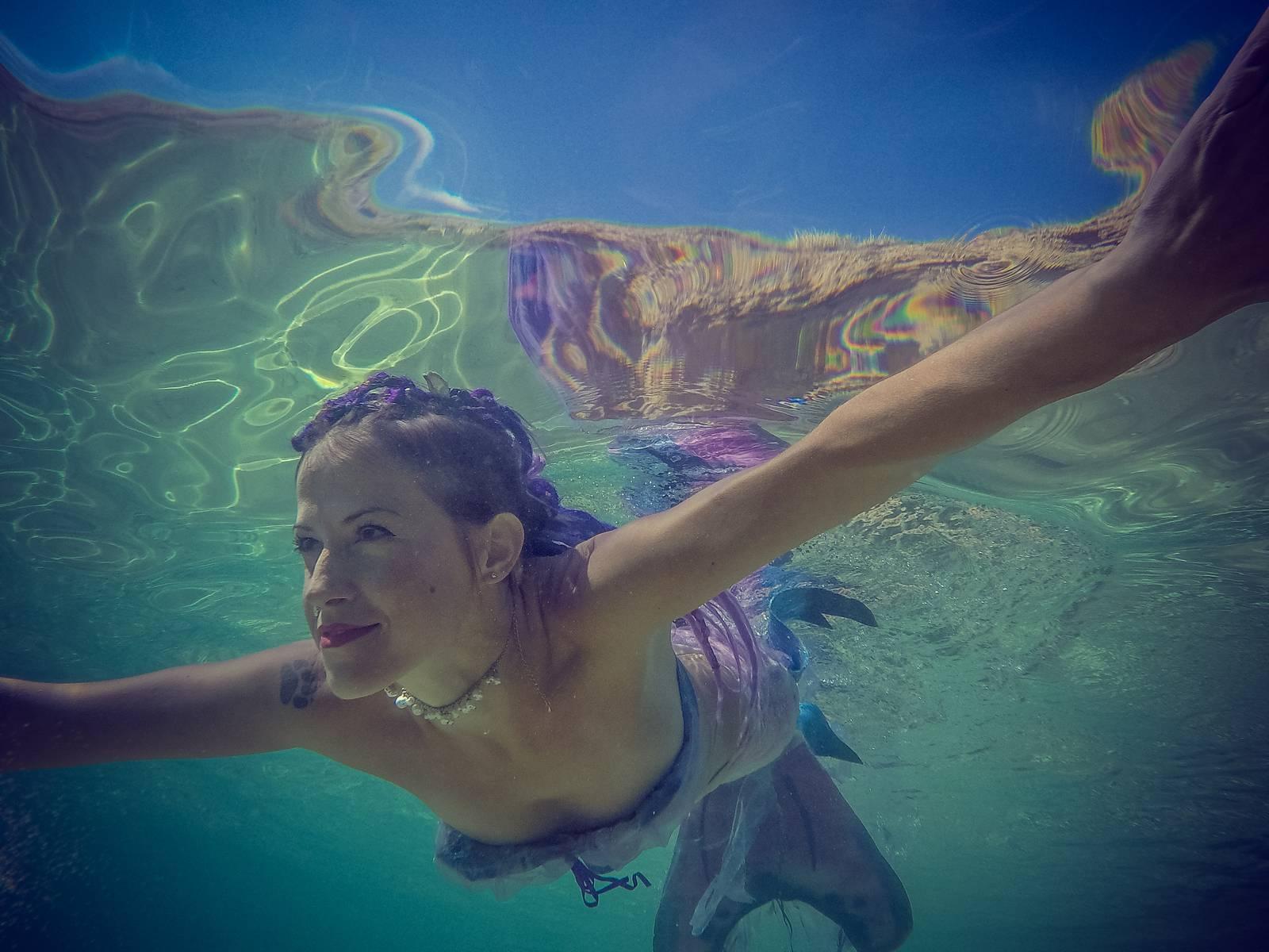 Sunčana je eko sirena: Mornari bi mi pobjegli, tako loše pjevam