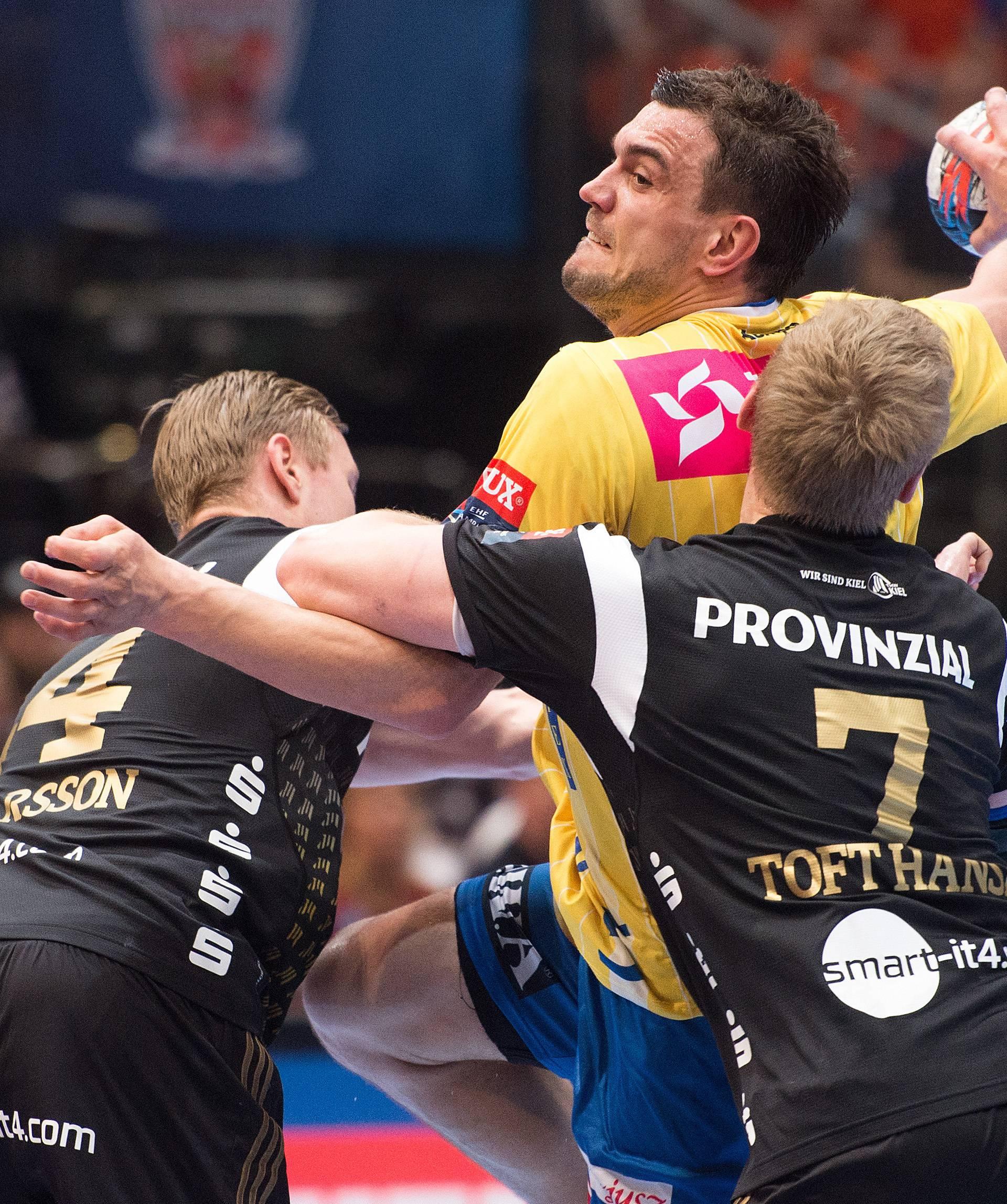 KS Vive Kielce vs THW Kiel