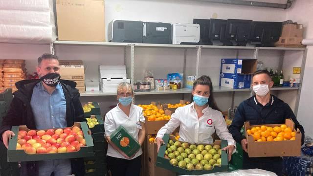 Germania donirala 5 tona voća domaćih OPG-ova liječnicima i medicinskom osoblju