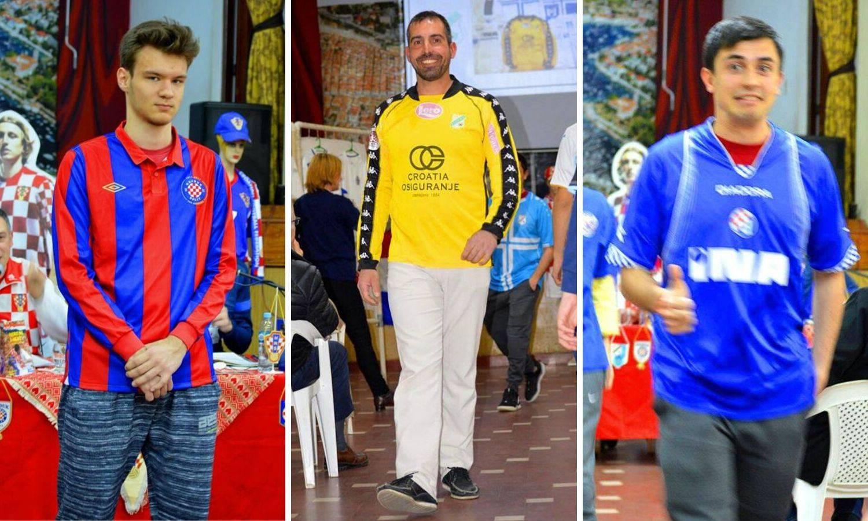 U Argentini predstavili veliku kolekciju dresova iz Hrvatske
