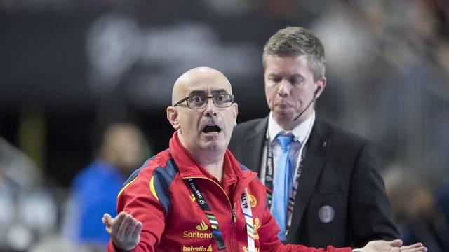 Handball World Cup 2019 / Main Round / FRA - ESP 33:30.