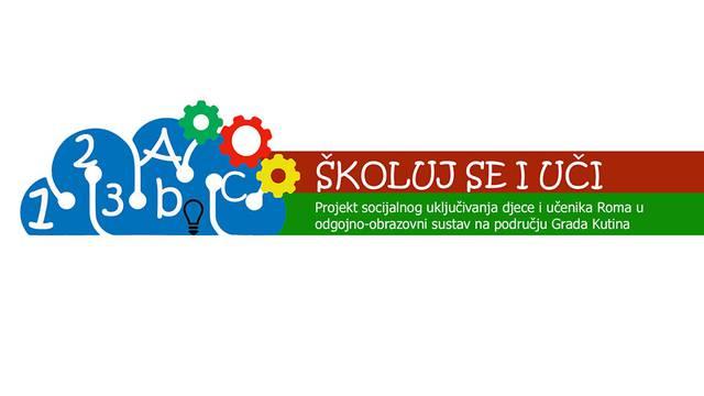 Školuj se i uči - projekt na području grada Kutine