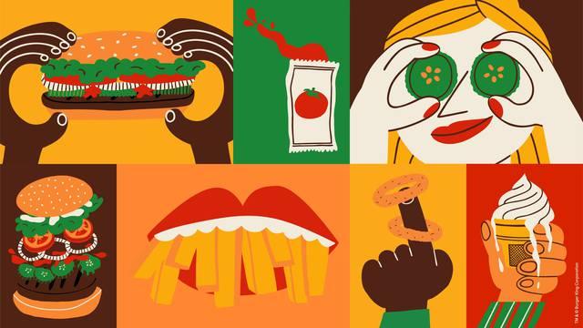 BURGER KING® predstavlja novi vizualni identitet – prvi rebranding u više od 20 godina