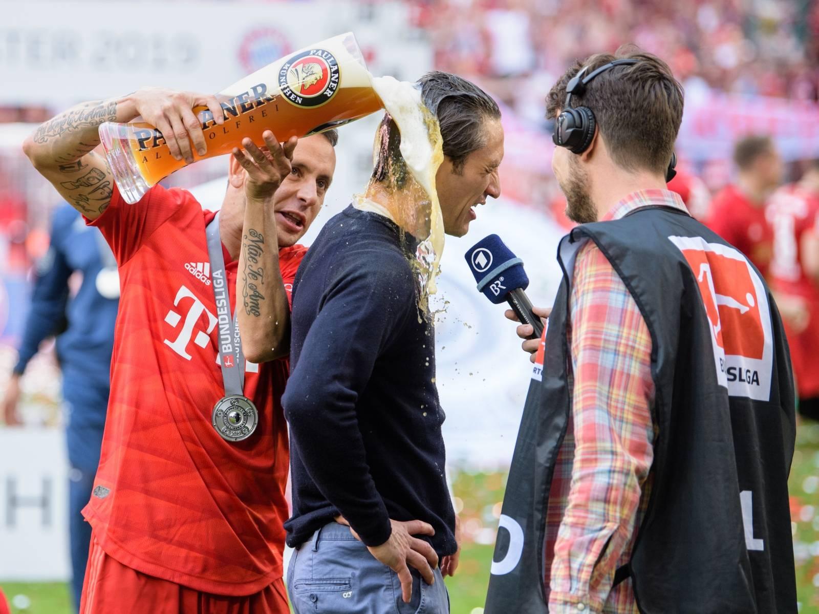 FC Bayern Munich - Eintracht Frankfurt