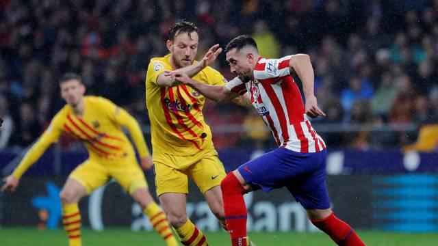 La Liga Santander - Atletico Madrid v FC Barcelona