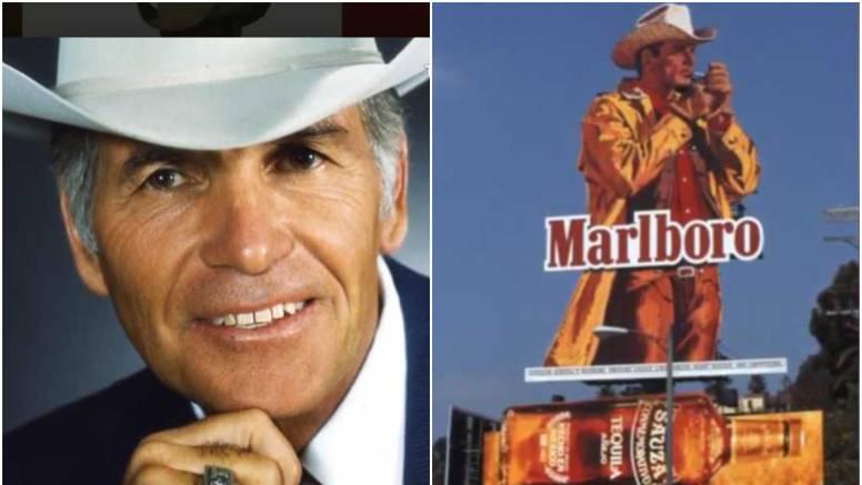 Preminuo originalni Marlboro muškarac: Nikad nije bio pušač