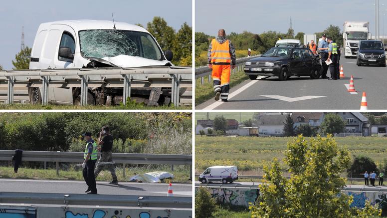 Poginuo muškarac  na obilaznici: Zaustavio se, izašao iz auta. U tom trenu naletio je drugi auto