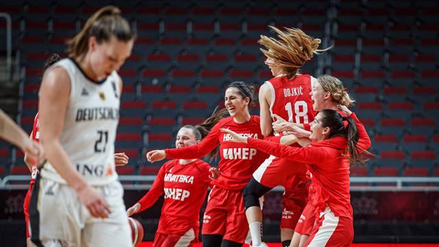 Hrvatske košarkašice pobijedile sve pripremne utakmice za EP