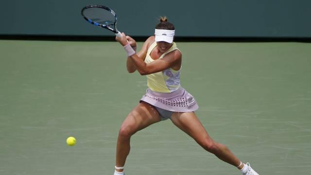 Tennis: Miami Open-Muguruza v Cibulkova
