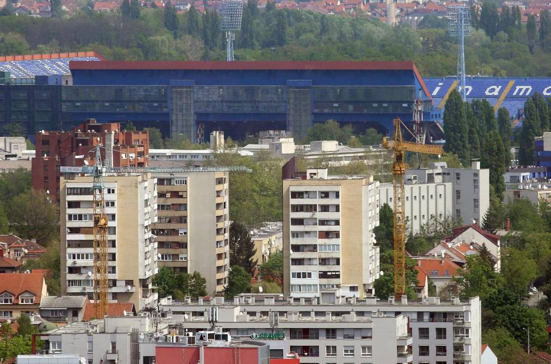 Korona i potres paralizirali su tržište nekretnina u Zagrebu