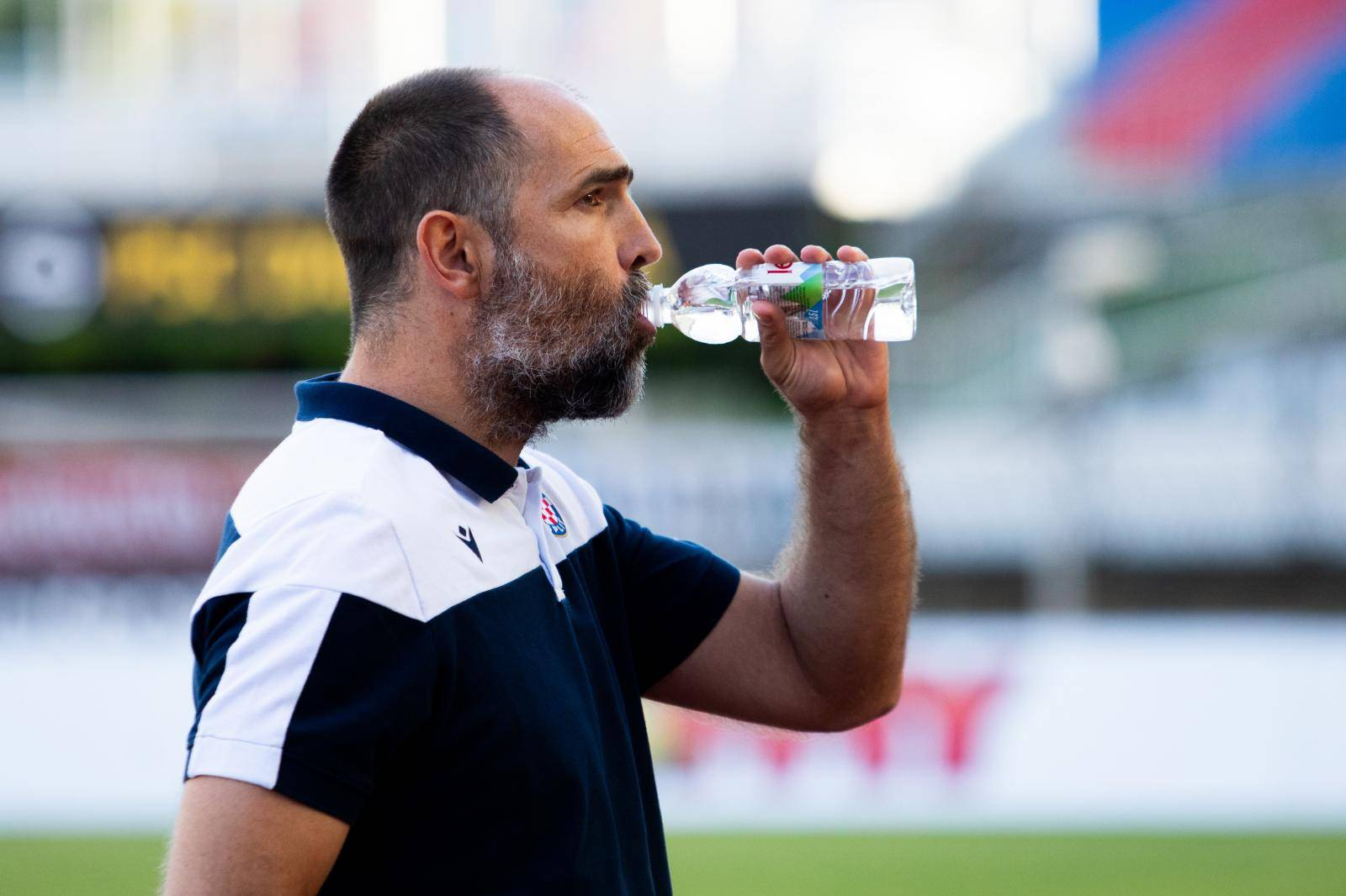 Utakmica 29. kola HT Prve lige izmedu Hajduka i Varazdina