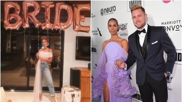 Leona Lewis se udala na imanju u Italiji, promijenila tri haljine