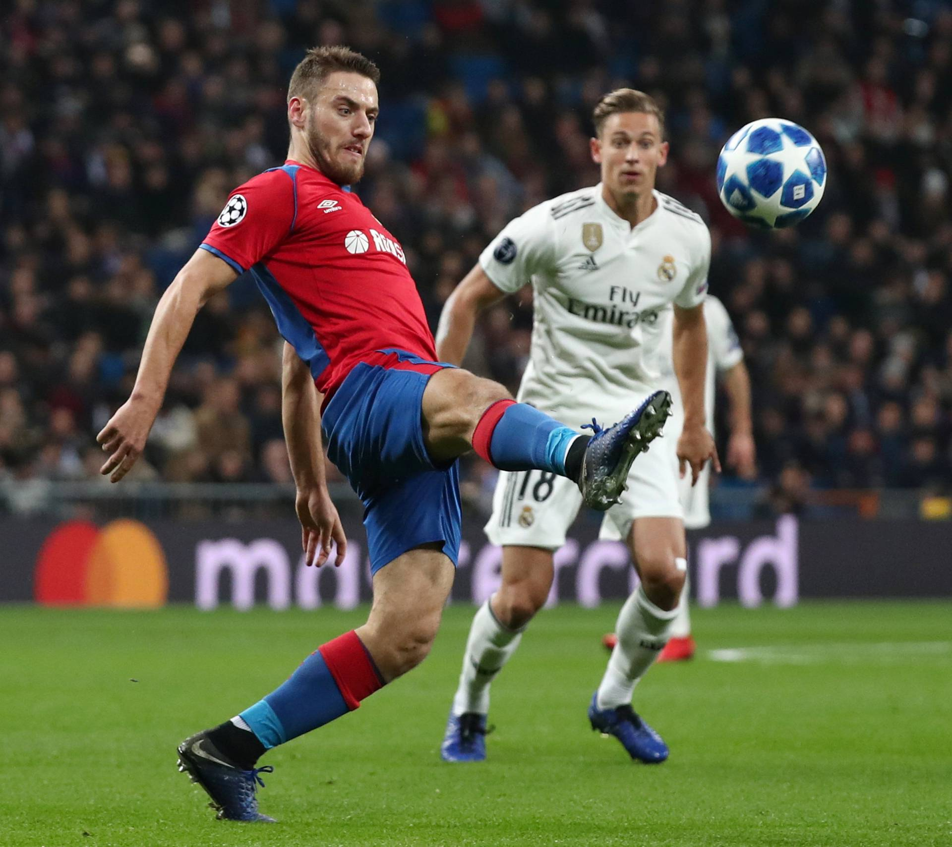 Champions League - Group Stage - Group G - Real Madrid v CSKA Moscow