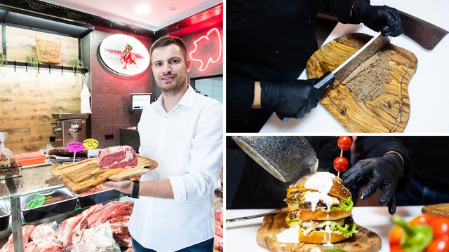 Makarska ima prvu mesnicu u sklopu restorana: Dođi, izaberi meso i mi ćemo ga odmah ispeći
