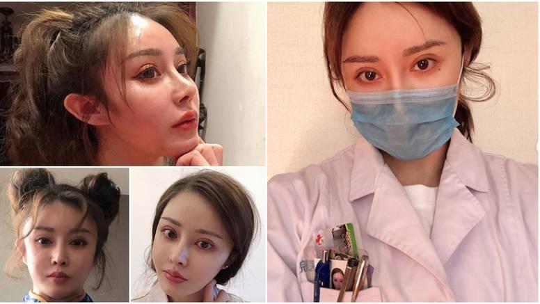 Ljupko lice doktorice iz Kine je teško spojiti s njenim tijelom...